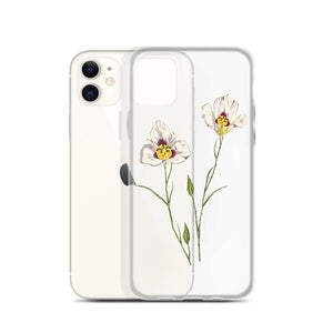 State Flower Shop Phone Case UTAH Sego Lily Flower iPhone Case