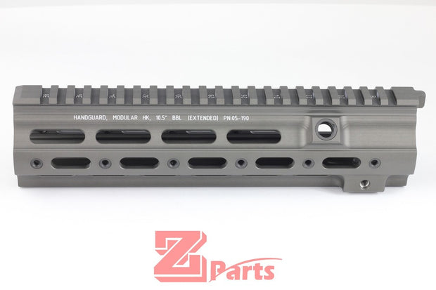 Zparts 416 SMR 10.5'' (Midnight Green)
