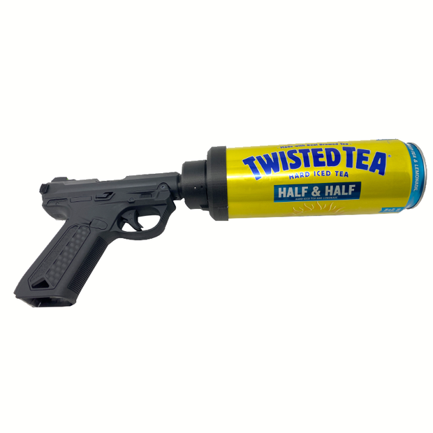 Twisted Tea 14mm CCW Amplifier Adapter