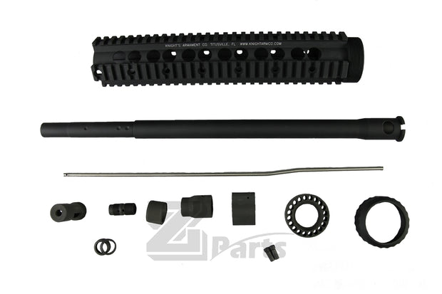 Zparts WE M4 Mk12 Mod1 Set- Steel Barrel