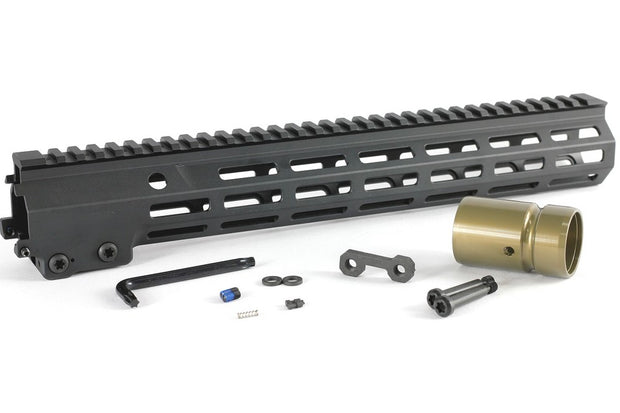 "Zparts WE M4 Mk16 13.5"" Handguard (Black)"