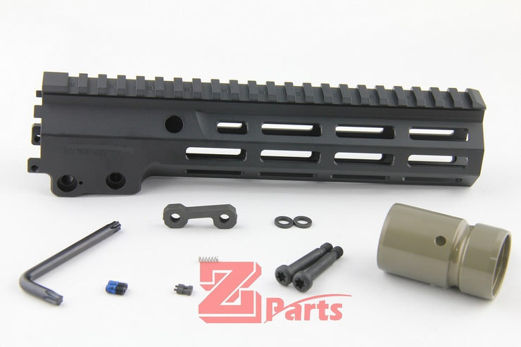 "Zparts WE M4 Mk16 9.3"" Handguard (Black)"