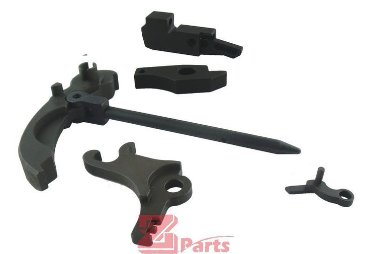Zparts WE APACHE/MP5 Complete Steel Trigger Set