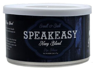 Cornell & Diehl - Speakeasy Navy Blend 2oz