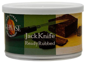 G.L. Pease - Jackknife Ready Rubbed 2oz