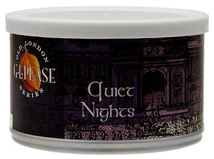 G.L. Pease - Quiet Nights 2oz