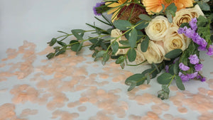 Metallic & Tissue Paper Eco Confetti - CHOOSE YOUR COLOURS