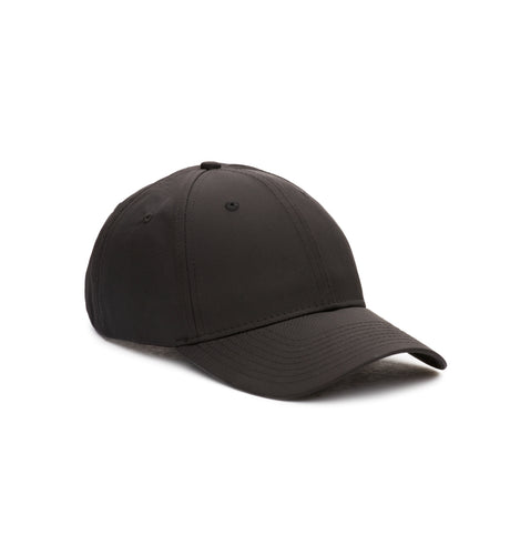 Sport Caps - Satin Coal Black