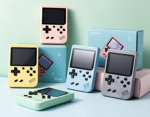 Retro Handheld Gaming Console