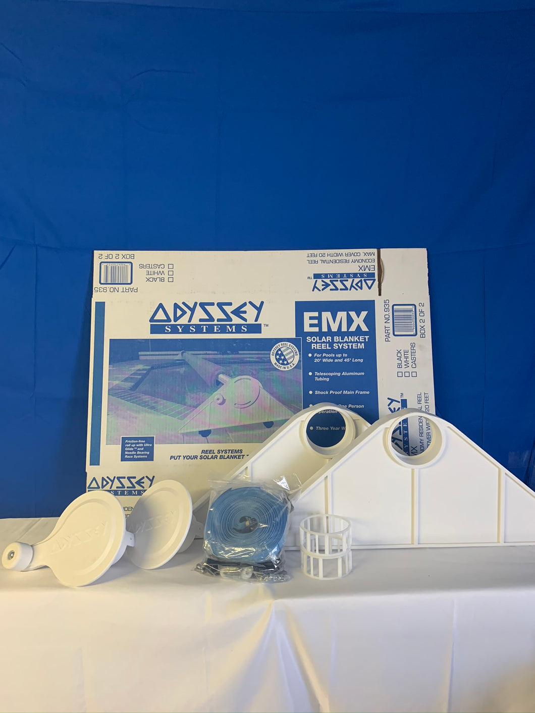EMX Replacement Parts