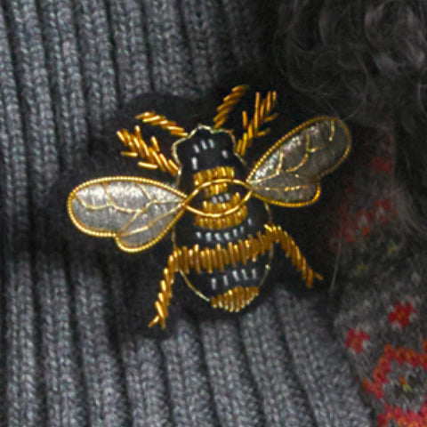 The Bombini Pin Badge