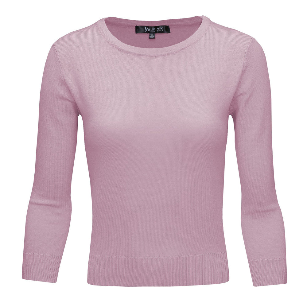 Orchid Slim Fit Pullover Sweaters