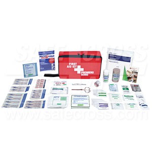 Multipurpose First Aid Kit, Nylon Soft Pack