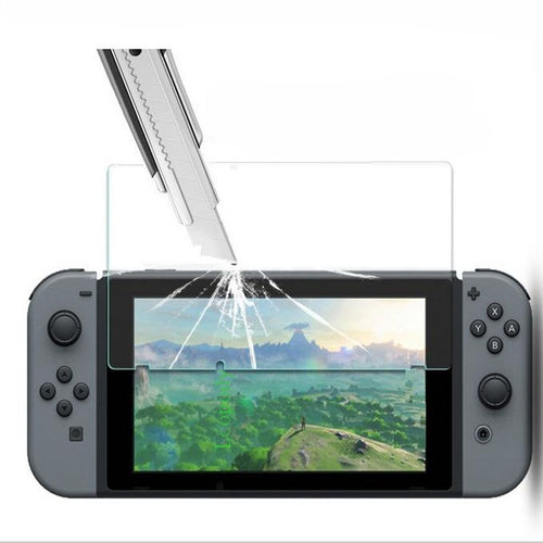 Screen Protector for Nintendo Switch - Trigger Happy Gaming