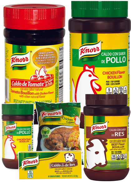 Knorr Food Seasoning Products