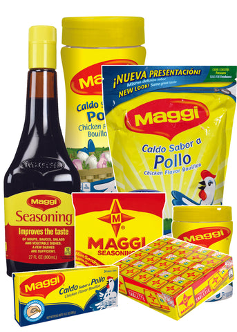 MAGGI FOOD SEASONING PRODUCTS