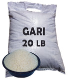 White Gari Bag  20 lbs.