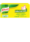 Knorr Chicken Flavor Bouillon 24 Cubes  9.3 oz