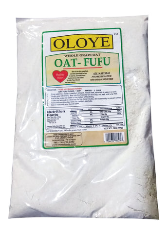 Oloye Pounded Yam 2 lbs.