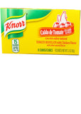 Knorr Tomato Bouillon with Chicken Flavor 8 Cubes 3 Packs (9.3 oz)
