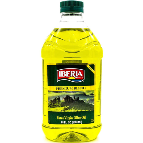 IBERIA Premium Blend Extra Virgin Oil 68 Fl. oz