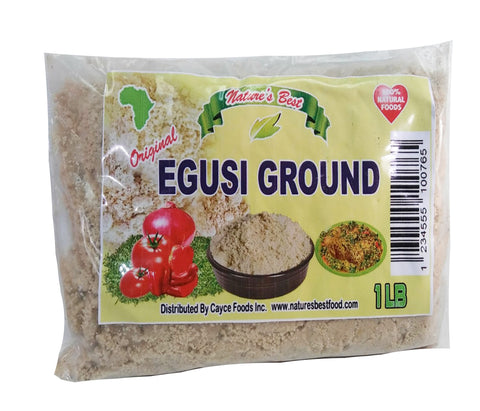 Egusi Ground 1 lb.