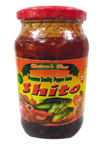 FRESH SHITO Pepper Sauce  320g