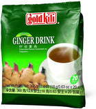 Ginger Honey Drink Gold Kili  12.6 oz 20 x 18g Sachets