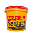 Lady B Custard Powder With Vanilla Flavour 2kg   4.4 lb