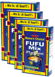 Mama's Choice Plantain Fufu Mix CASE of 24  576 oz (37.20lb)