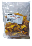 MikePat all Natural Sweet Plantain Chips Snacks - 3.5 oz