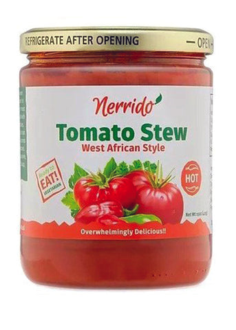 Nerrido Spicy Hot Tomato Ready Stew 15 oz (425g)
