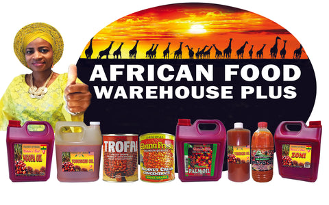 AFRICAN FOOD WAREHOUSE PLUS   africanfoodwarehouse.com