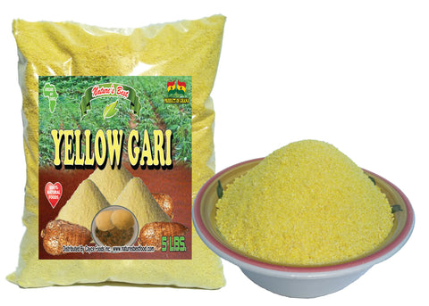 Pure Yellow Gari 5 lbs