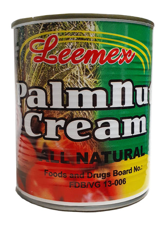 Palm Oil Palm Nut Cream - 800g (1.8 LB)