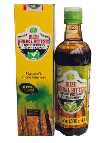 Ruzu Herbal Bitters 500ml (17.0 fl oz)