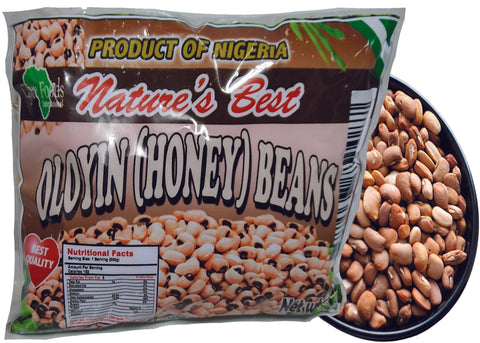 Honey Beans (Ewa Oloyin) 2.0 lbs.