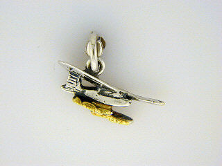 C064  Float Plane Small Charm