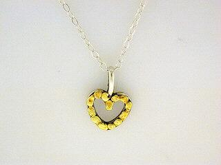 N011  Heart Small pendant