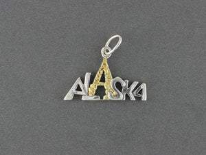 C058SN   Alaska  with Alaskan Gold Nuggets