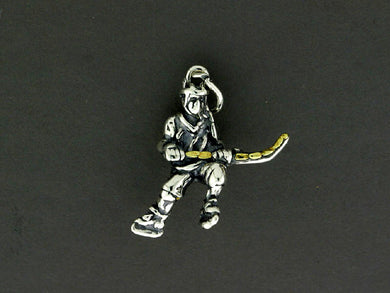 N594  Hockey Player with/Stick Nuggets