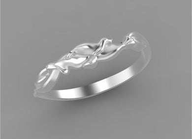 R012-6    Three Seals Stackable Ring