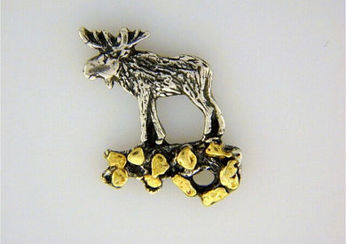NTT018  Moose Small Necklace