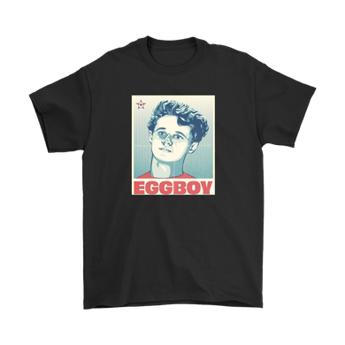 EGGBOY T-SHIRT, Will Connolly is not #EggBoy, He is #EggBoyHero