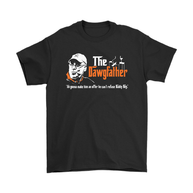 THE DAWGFATHER T-SHIRT I'm gonna make him an offer he can't refuse Buddy Boy