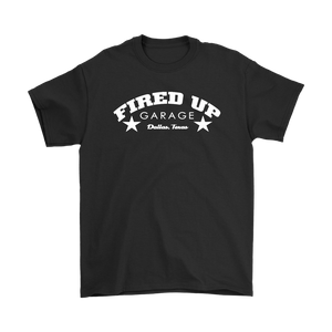 Fired Up Garage Dallas Texas Shirt