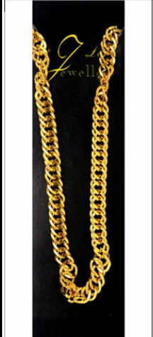 Chain Necklace - Gold