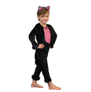 Lil Leopard Kitty Kids Costume Toddler