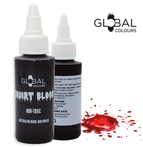 Global Squirt Blood - 50ml