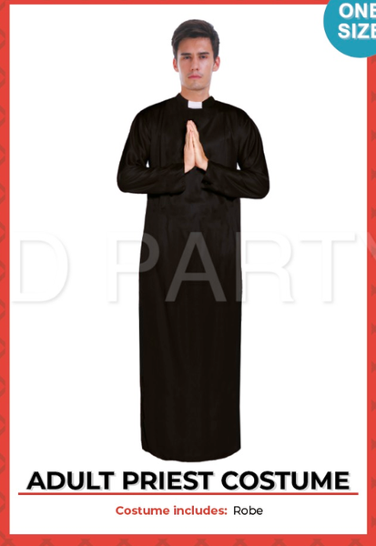 Priest Robe Costume